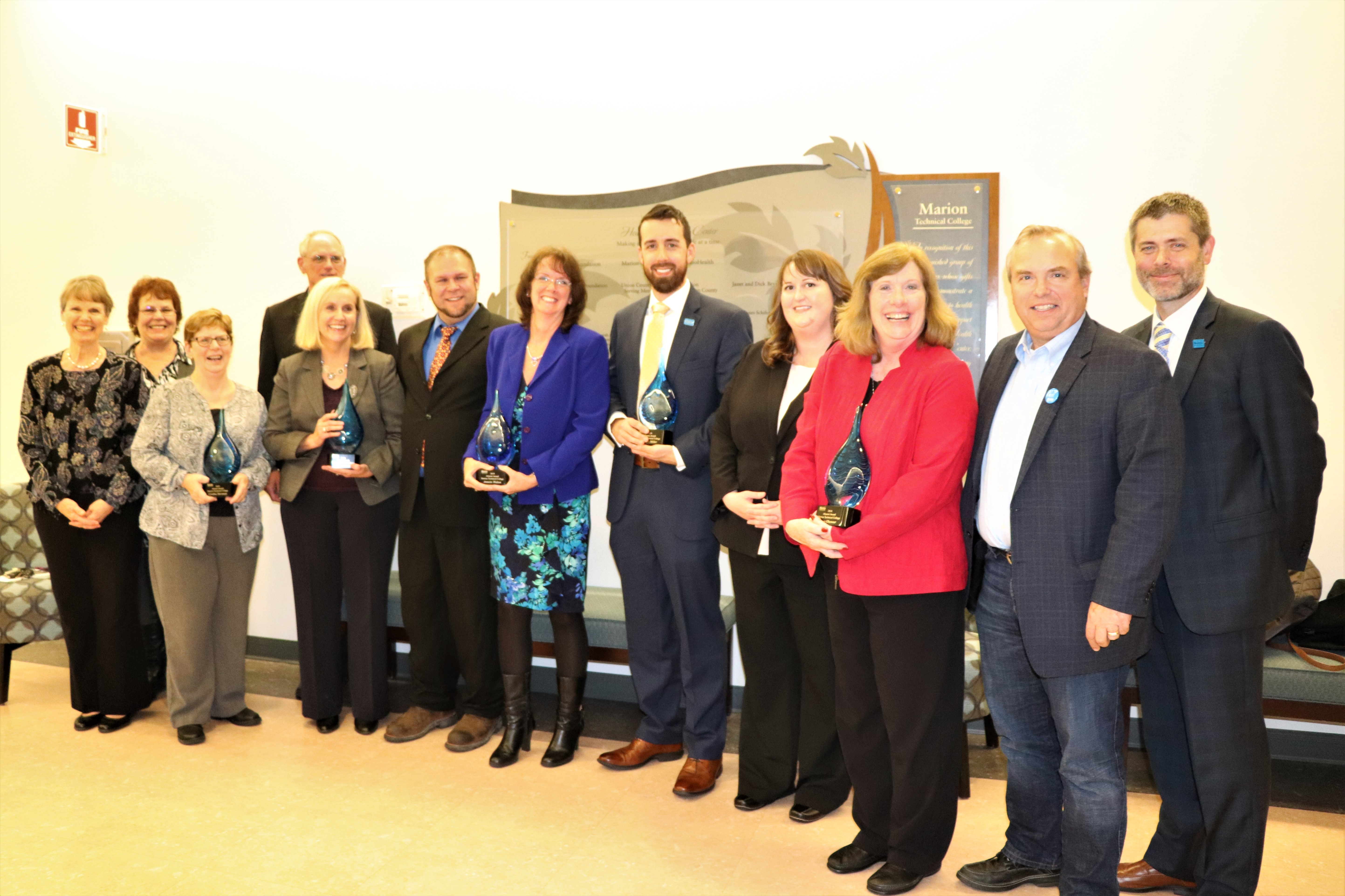 Five Inducted into Alumni Hall of Fame and the New OhioHealth Human Anatomy & Physiology Lab Opened
