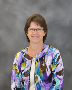 Picture of Lori Barr, Faculty member and Open Educational Resources Coordinator