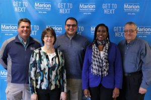 Marion Technical College Professors Honored for Excellence in Education