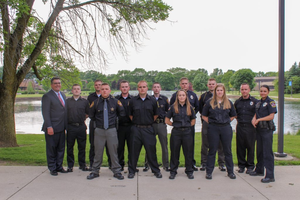 Congratulations to Law Enforcement Academy Graduates