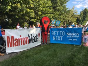 Marion Technical College Will Lead MarionMade! Effort