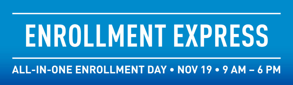 MTC Hosts Enrollment Express on Nov. 19