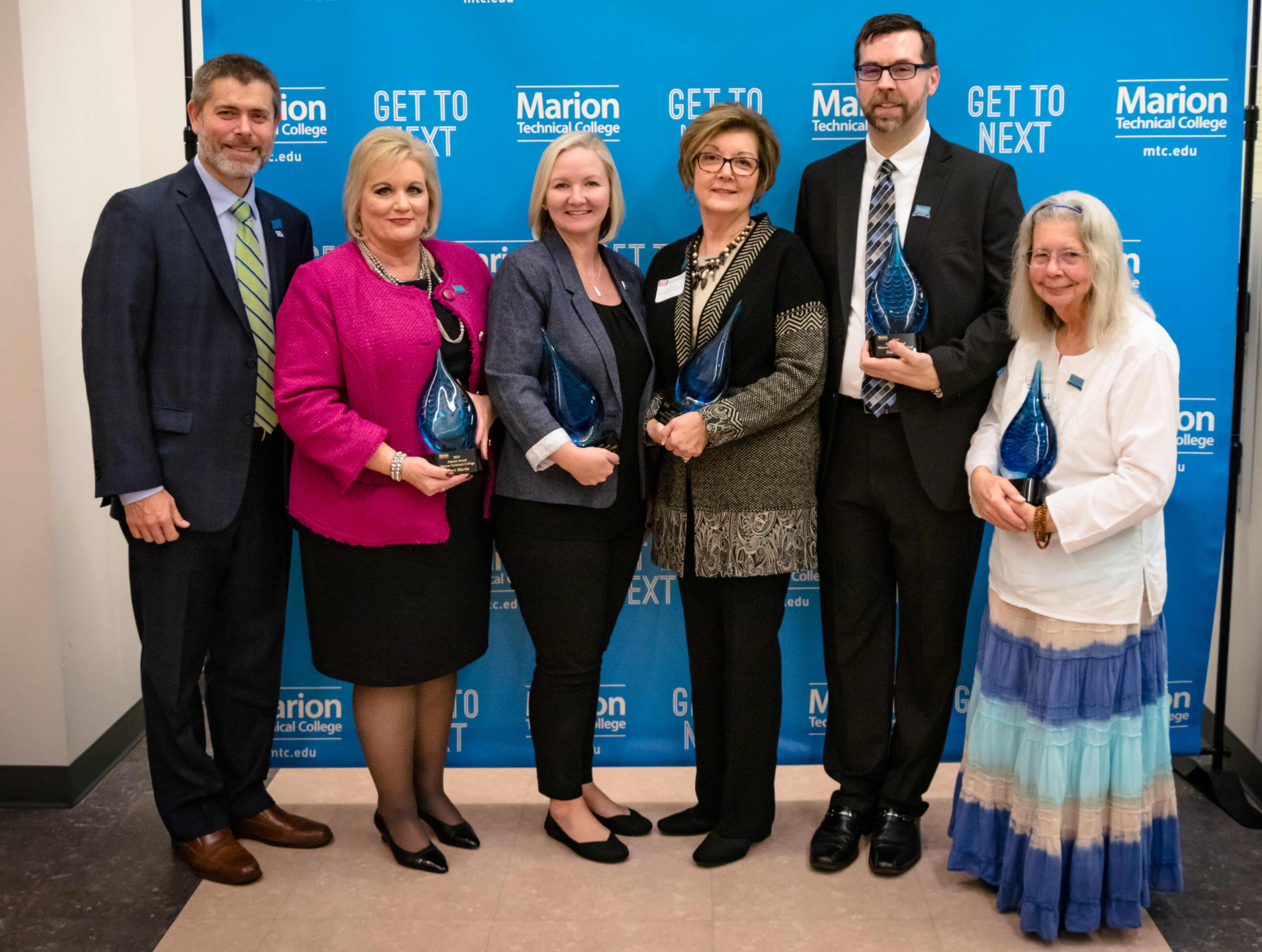 Marion Technical College Inducts Five into Alumni Hall of Fame
