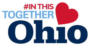 In this together Ohio logo