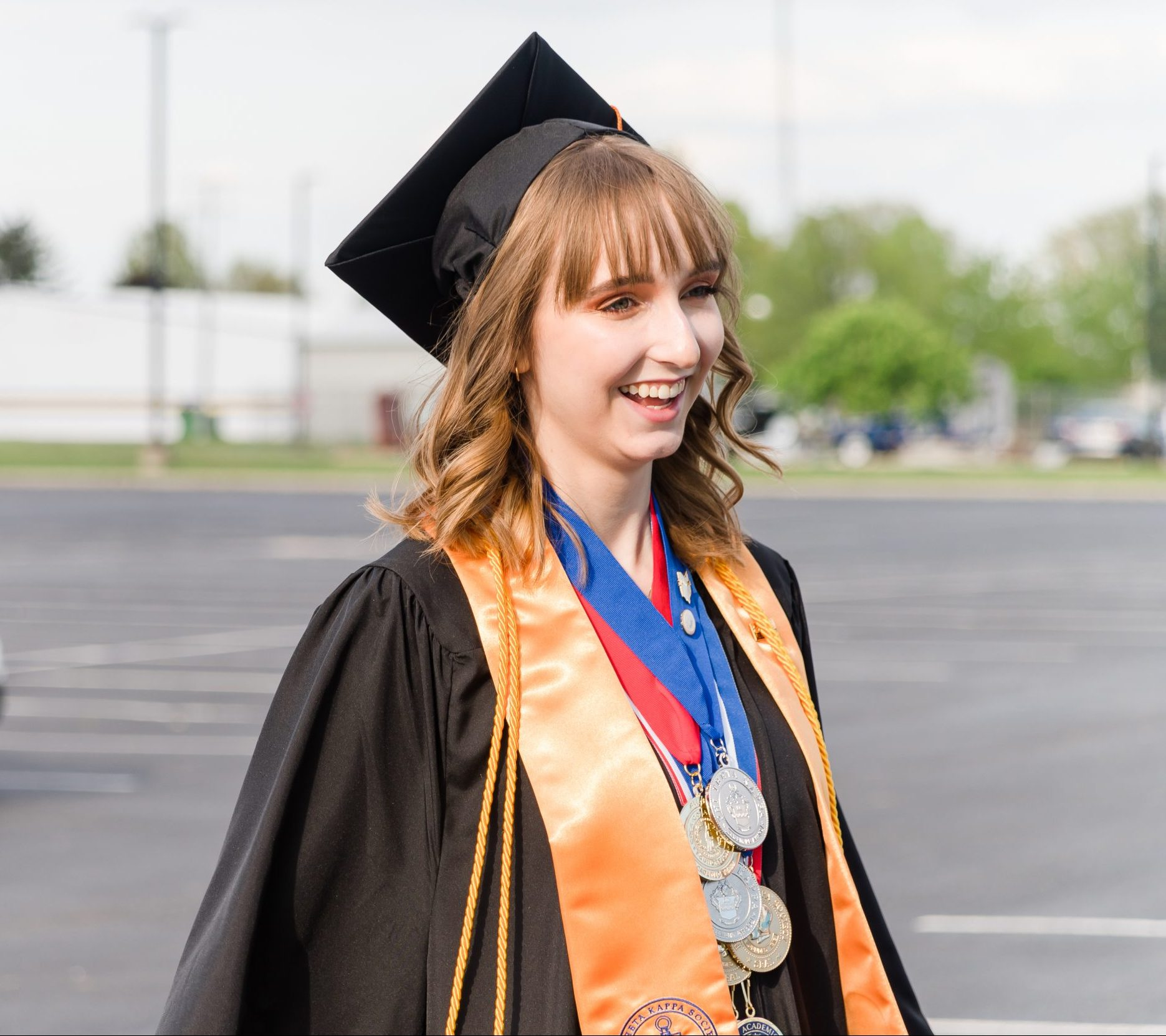 Honor Society Helps Graduate Achieve Her Future Plans