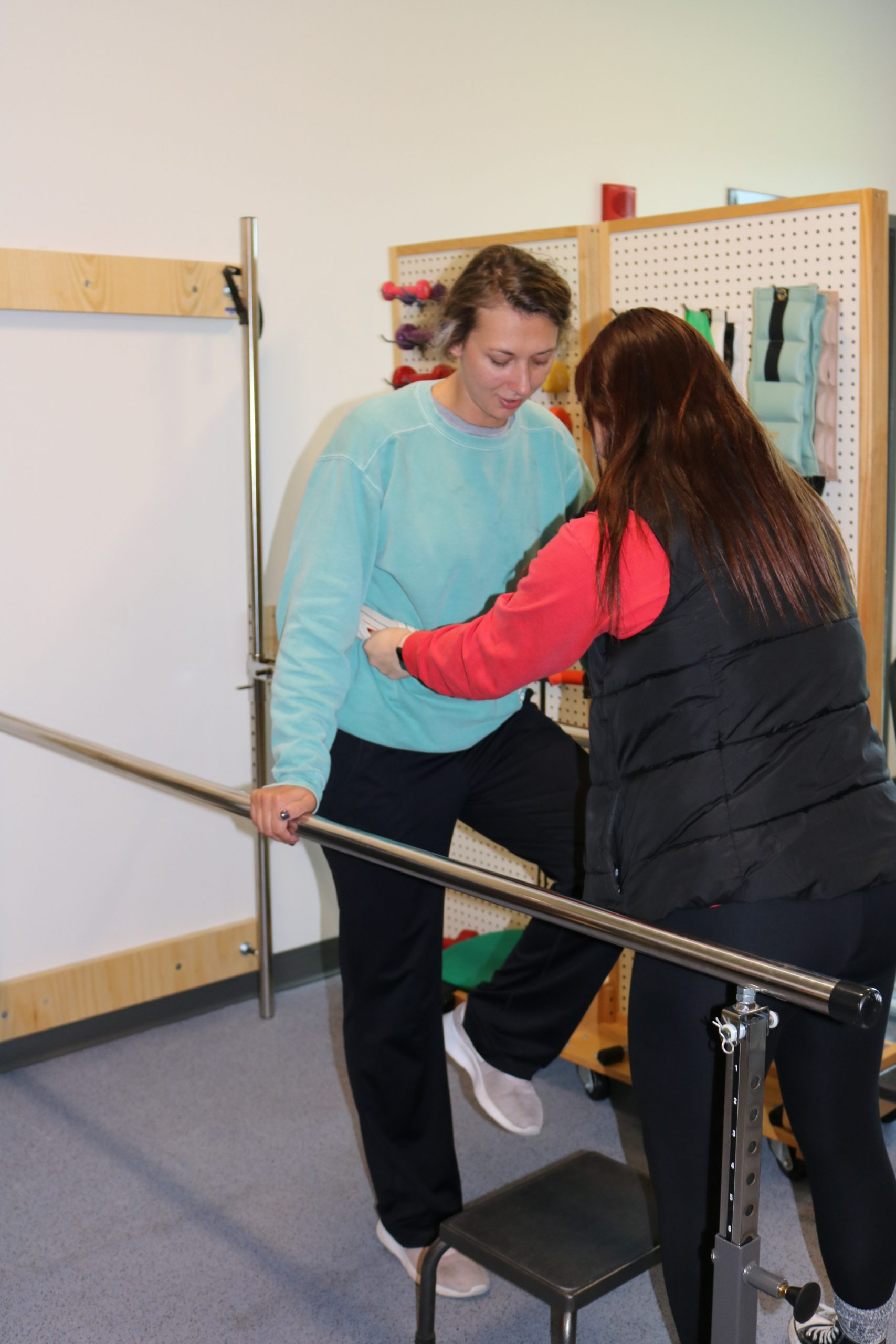 Physical Therapist Assisting: Helping Patients Get on Their Feet