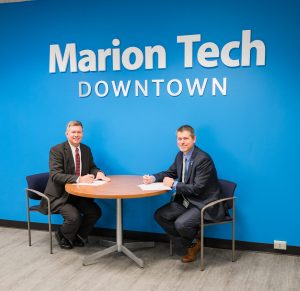 New Educational Partnership between United Church Homes and Marion Technical College