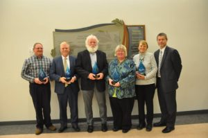 Alumni Hall of Fame Inductees