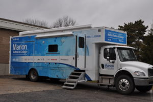 Tour the new MTC Mobile Training Lab on January 24